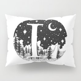 Midnight L Pillow Sham