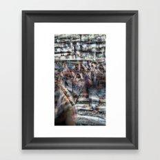 And the longer you linger, the linger you long. 11 Framed Art Print