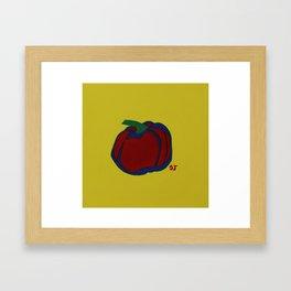 Bell Pepper-1 Framed Art Print