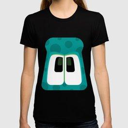 Bubble Beasts: Horrifying Honeysuckle Moisturizer T-shirt