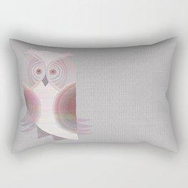 OWLY MOWLY Rectangular Pillow