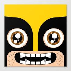 Adorable Wolverine Canvas Print