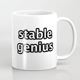 stable genius Coffee Mug