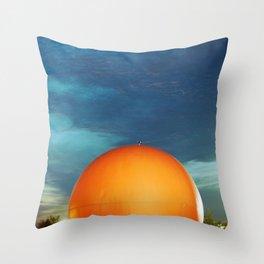 Gibeau Orange Julep Throw Pillow