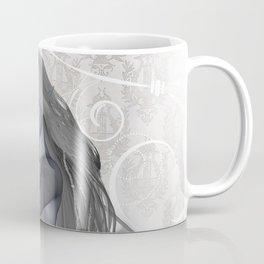 Wonderful fairy with swan Coffee Mug