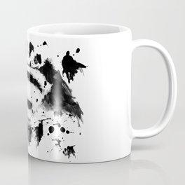 Rorschach Heroes Coffee Mug