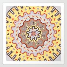 Untitled Pattern Art Print