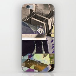Psychedelic Music iPhone Skin