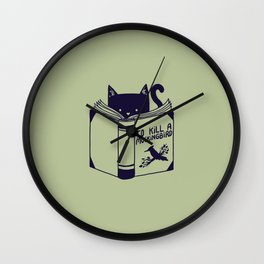 How To Kill a Mockingbird Wall Clock