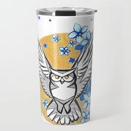 Oracle Owl Travel Mug