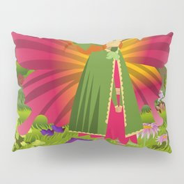 cute colorful butterfly Pillow Sham