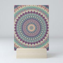 Mandala 410 Mini Art Print