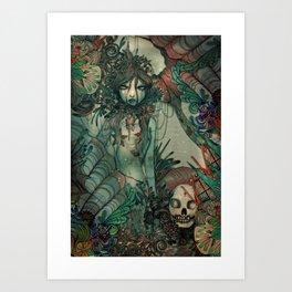 The Sirens den Art Print