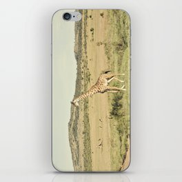 crossing::kenya iPhone Skin