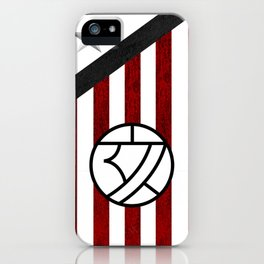 time football iPhone Case