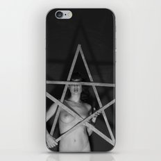 Nude Star by Robert Gregory Griffeth iPhone Skin