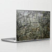 wood Laptop & iPad Skins featuring Wood by David Bastidas