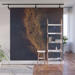 California Nebula Wall Mural