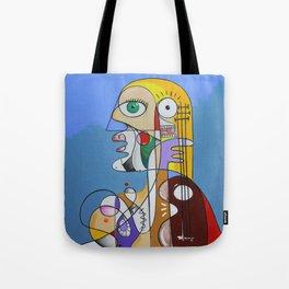 Inside you Tote Bag