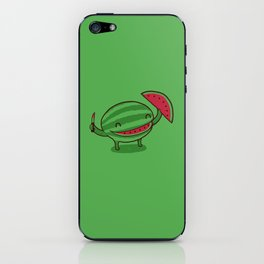A Happy Slice of Life iPhone Skin