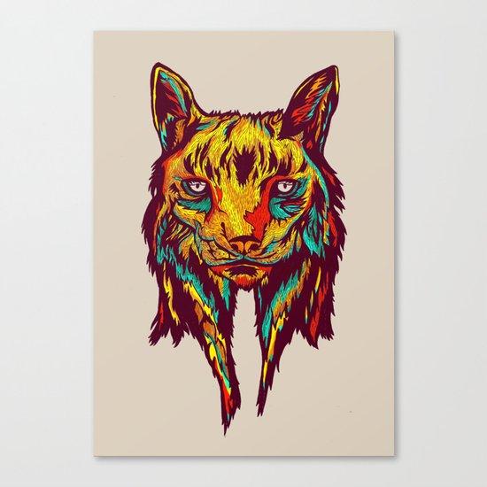 BE RARE* - Iberic Lince Canvas Print