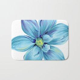 Flower ;) Bath Mat