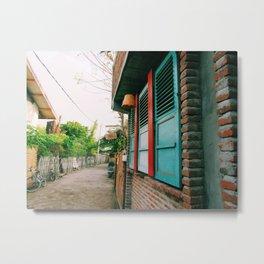 Gili Trawangan Metal Print