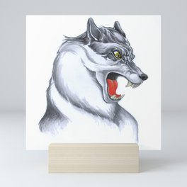 Alpha Mini Art Print