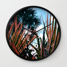 Jungle Soft 33 Wall Clock