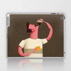 Coffee Drinker Laptop & iPad Skin