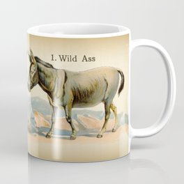 Wild Ass Coffee Mug
