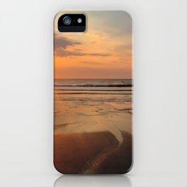 Evening Surf iPhone Case