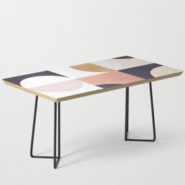 Geometric Moontime 1 Coffee Table