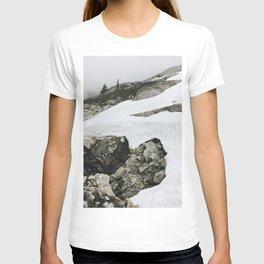 Snowy Cascade Trail T-shirt