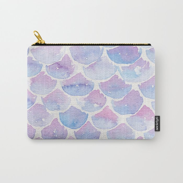 Mermaid Scales 03 Carry-All Pouch
