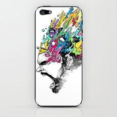 INKS'PLOSION iPhone & iPod Skin