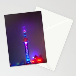 Shanghai 九 Stationery Cards