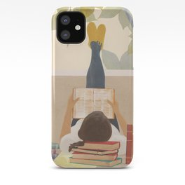 Bookworm iPhone Case