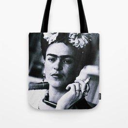Frida Kahlo Smoke Tote Bag