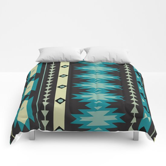 American Native Pattern No. 40 Comforters