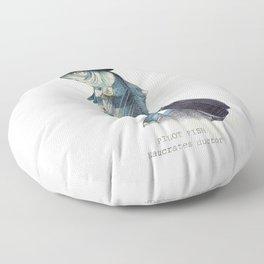 The Pilot Floor Pillow