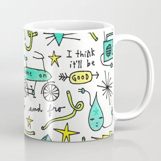 to and fro Mug