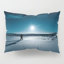 Guided by Moonlight Pillow Sham