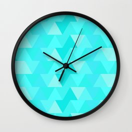 tropical geometry Wall Clock