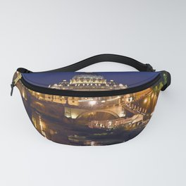 Sant Peter's Church in Rome Fanny Pack