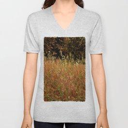 Autumn Unisex V-Neck
