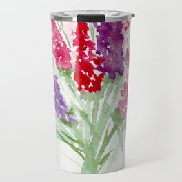 Buddleia Bouquet Travel Mug
