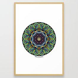 MandalasRbk, Beauty, Framed Art Print