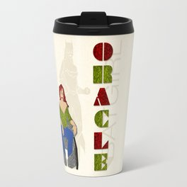 Oracle Travel Mug