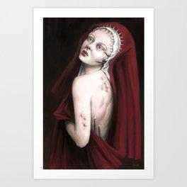 Matrona Imperivm Art Print